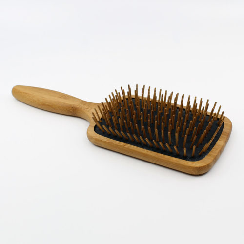 bamboo paddle hair brush or all hair types